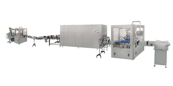Animal Oil filling machine