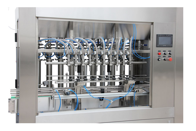 linear-type-filling-machine