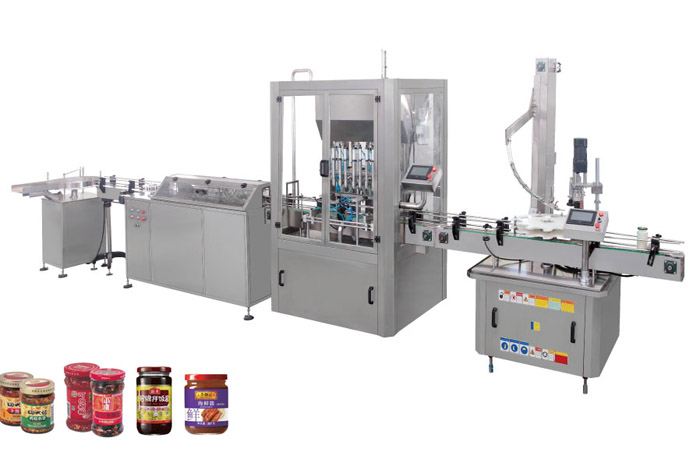 automatic-sauce-filler-machine