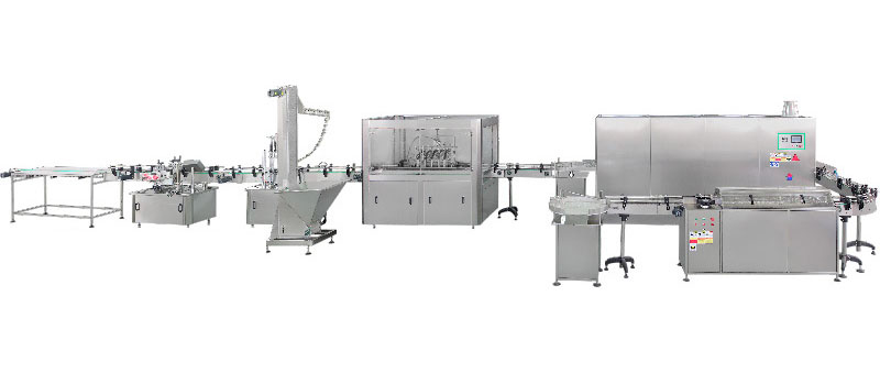 granular hot & spicy sauce filling machine