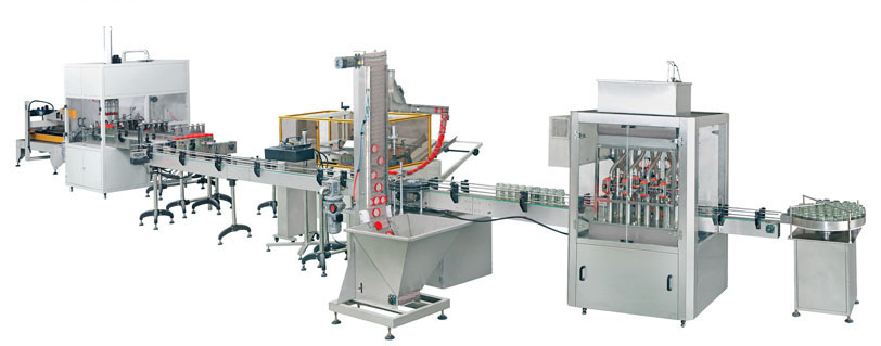 sesame paste filling machine
