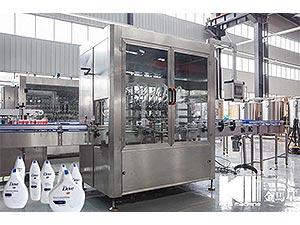 automatic-detergent-liquid-filling-machine