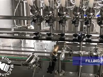 hand-washing-filling-line-video