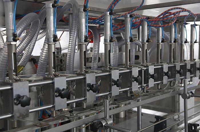Pump Vegetable Oil Filler Machine Vegetable Oil Filling Machine-King