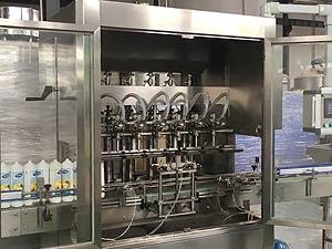 Corrosive-Liquid-Filling-Machine