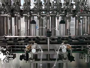 Automatic Sesame Oil Filling Machinery