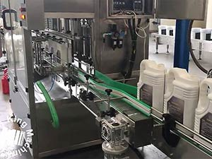 Lubricant-Filling-Machine