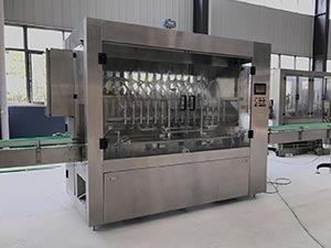 Automatic Hand Washing Filling and Capping Equipment