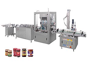 Rotary Sauce Filling Equipment | Sauce Filling Machine | King Machine